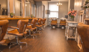 Oaklams Chesterfield hair salon